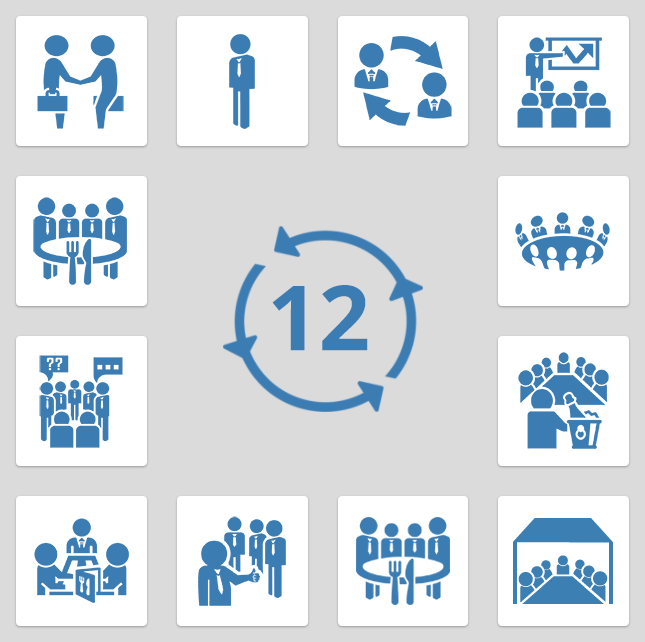 TouchPOINT 12 : Enterprise IT Strategy Forum